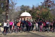 Ruta cultural en bici BILINGÜE por Sevilla del grupo E2C