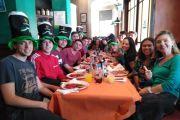 Celebración de St Patrick