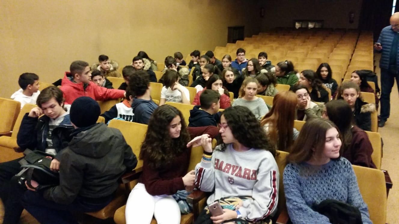 Teatro en Francés