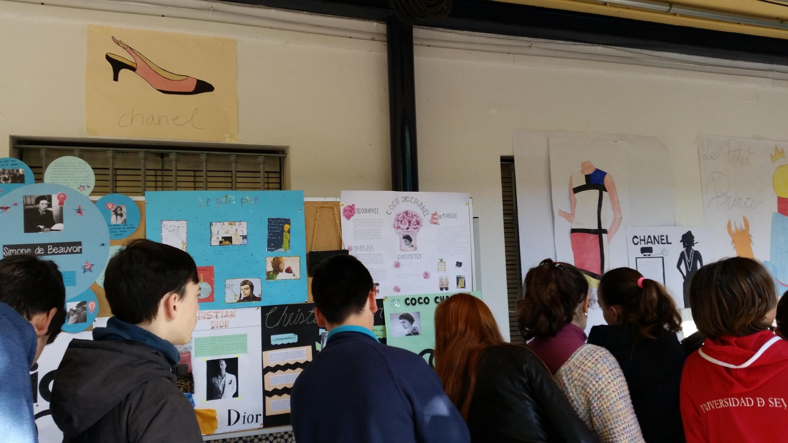 Departamento de Francés (Semana Cultural 20119)